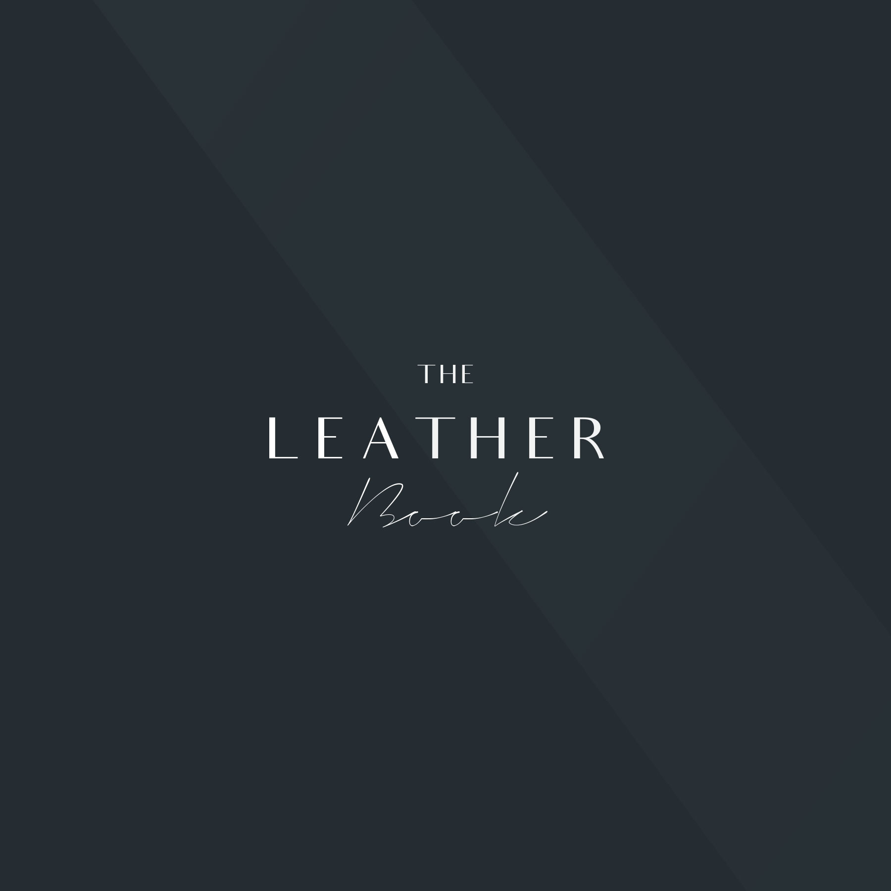 The Leather Book - Nalesso