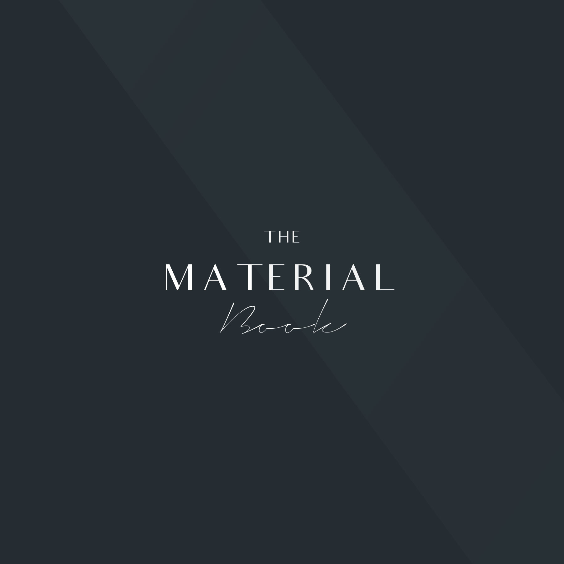 The Material Book - Nalesso